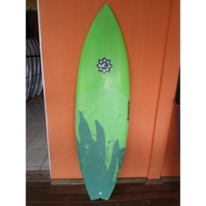 Prancha de Surf 6'1 Momentum - Model Tiger Shark - PN-338