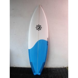 "Prancha de Surf 6'0"" Momentum - Model Tiger Shark - PN-343"
