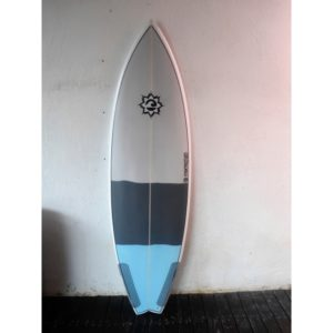 "Prancha de Surf 6'4"" Momentum - Model Tiger Shark - PN-338"