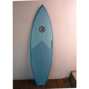 "Prancha de Surf 6'2"" Momentum - Model Tiger Shark"