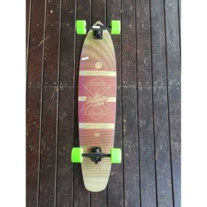 Skate Longboard The California Mode Abec 7 SN-04