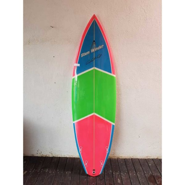 Prancha de surf stem winder 6'1'' x 20 1/2'' PN-416