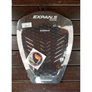 Deck Expans Shell Preto DP-07