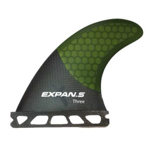 Quilha Expans Future three Carbono QS-29