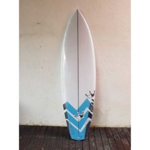 Prancha de Surf TBS Rock'it 6'2'' x 34,5 Litros PN-402