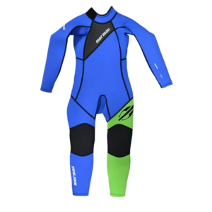 Long John Backzip Infantil 3.2Mm Tam: 8 Mormaii RB-05