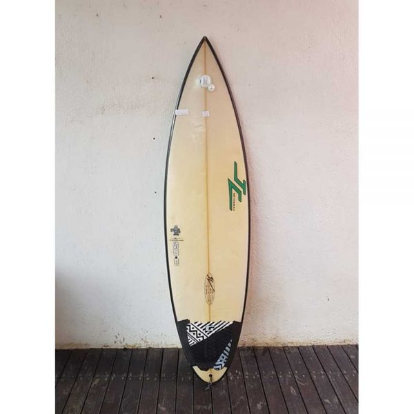Prancha de surf usada JC Hawaii 6'3'' x 19'' PU-53