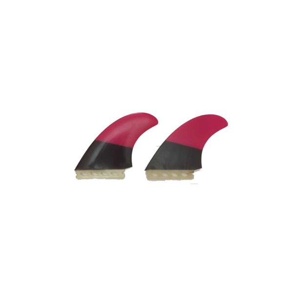 Biquilha pavani Neco carbone Black and pink QS-88