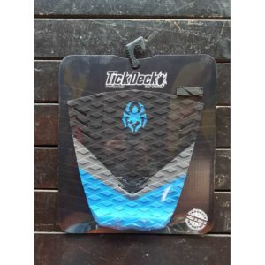 Deck Tick deck traction system preto / cinza / azul DP-26