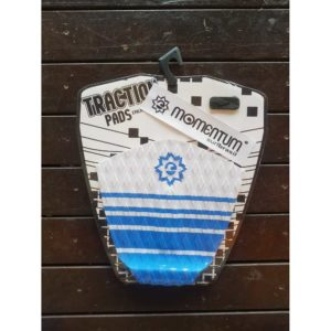 Deck Momentum Traction pads mini azul e branco DP-37