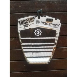 Deck Momentum Traction pads cinza/branco/Preto DP-36