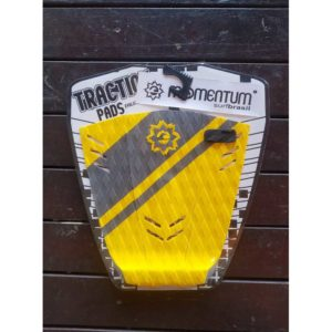 Deck Momentum Traction pads Amarelo e cinza DP-32