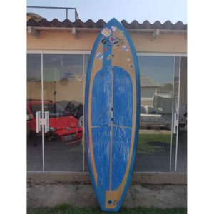 Prancha de surf usada Stand Up Cia glass 9'8'' PU-109