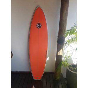 Prancha de Surf Dds Evolution Orange glow 6'3'' x 39 Litros PN-129