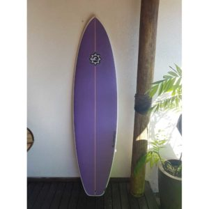 Prancha de Surf Dds Evolution Purple 6'8'' x 42,5 Litros PN-137