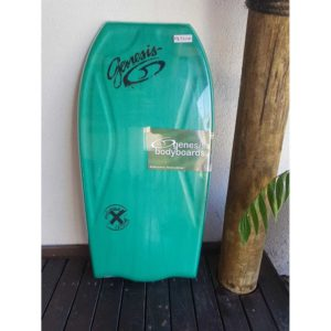 Prancha de Bodyboard Genesis Tamanho: 42 Light green/Red BB-07
