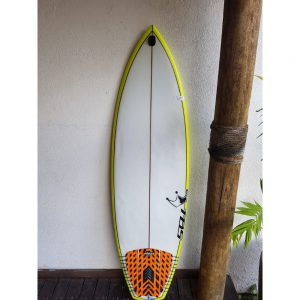 Prancha de surf usada Tbs Rock it 5'9'' x 30,5 Lts PU-364